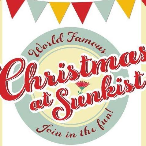 Christmas at Sunkist