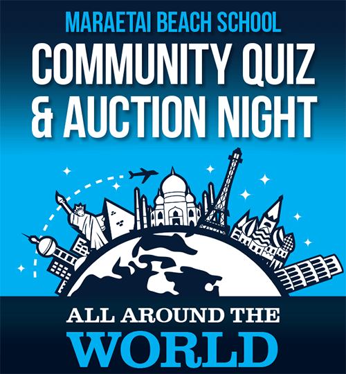 Community Quiz & Auction Night